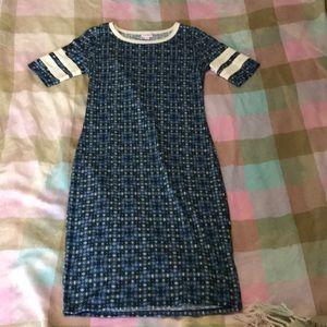 Lula Roe pencil dress
